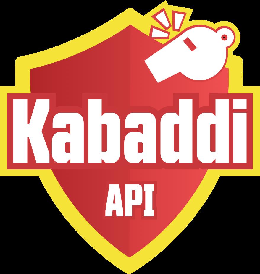 Kabaddi API